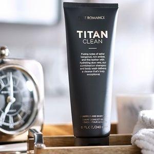 Clean (body wash) in Titan